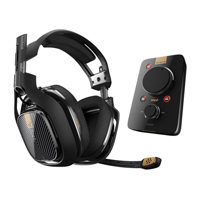 Astro Gaming A40 TR Gaming Headset + MixAmp Pro For PS4