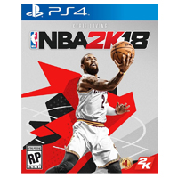 Take Two NBA 2K18 (PS4)