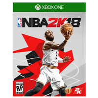 Take Two NBA 2K18 (Xbox One)