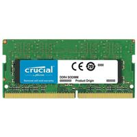 Crucial 8GB DDR4-2400 (PC4-19200) CL17 SO-DIMM Laptop Memory Module (Apple Memory)