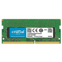 Crucial 16GB DDR4-2400 (PC4-19200) CL17 SO-DIMM Laptop Memory Module (Apple Memory)