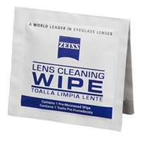 Zeiss 30 Lens Wipe Cleaners