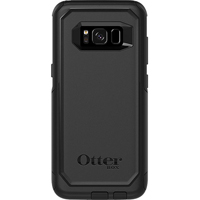 Otter Products Commuter Cover for Galaxy S8 - Black