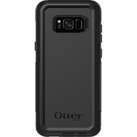 Otter Products Galaxy S8+ Commuter Series Case - Black