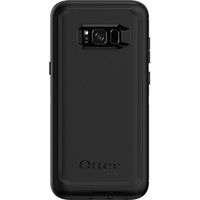 OtterBox Galaxy S8+ Defender Series Case - Black
