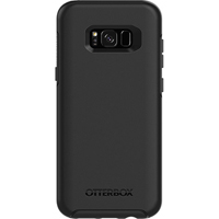 Otter Products Symmetry Series Cover for Galaxy S8+ - Black