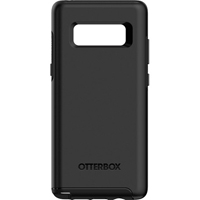 OtterBox Samsung Galaxy Note 8 Symmetry Series Case - Black