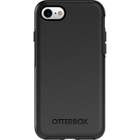 Otter Products Symmetry Case for iPhone 8 Plus / iPhone 7 Plus - Black