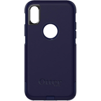 OtterBox Commuter Case for iPhone X - Indigo