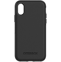 Otter Products Symmetry Case for iPhone X - Black