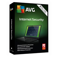 AVG AVG Internet Security - 3 Users, 2 Years