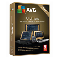 AVG Ultimate 2018 - Unlimited Users, 1 Year