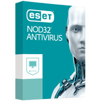 ESET NOD32 Antivirus - 1 Device, 1 Year (OEM)