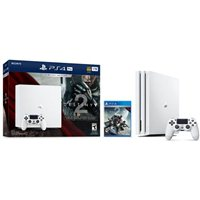 Sony Limited Edition Destiny 2 PlayStation 4 Pro Bundle - White