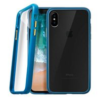 Laut Accents Hybrid Case for iPhone X - Blue