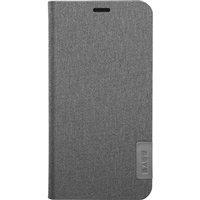 Laut Apex Knit Folio Case for iPhone X - Granite