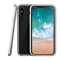 Laut ExoFrame Case for iPhone X - Silver