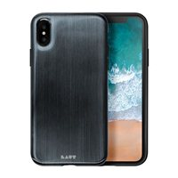 Laut Huex Metallics Case for iPhone X - Noir