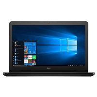 "Dell Inspiron 15 5566 15.6"" Laptop Computer - Black"
