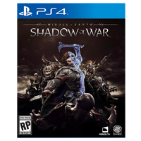Warner Brothers Middle Earth Shadow of War (PS4)