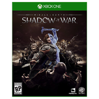 Warner Brothers Middle Earth: Shadow of War (Xbox One)