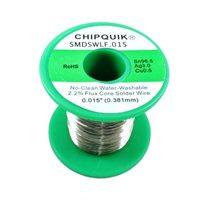 Chip Quick LF Solder Wire 96.5/3/0.5 Tin/Silver/Copper no-clean .015 8 ounces