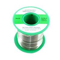 Chip Quick LF Solder Wire 96.5/3/0.5 Tin/Silver/Copper no-clean .031 8 ounces