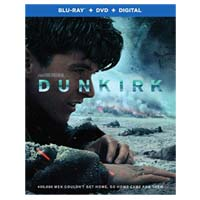 Warner Dunkirk Blu-ray