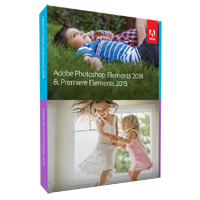 Adobe Photoshop Elements Bundle - 2018