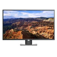 "Dell P4317Q 42.51"" 4K UHD 60Hz VGA HDMI DP LED Monitor"