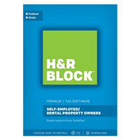Block Financial Software H&R Block Tax Software Premium 2017