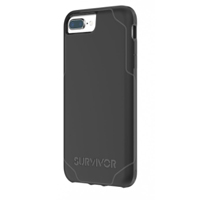 Griffin Survivor Journey Case for iPhone 7/6/6S Plus - Black