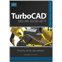 IMSI TurboCAD Deluxe 2017