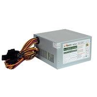 Logisys PS480D 480W ATX12V Power Supply