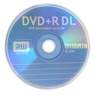 Windata DVD+R DL 8x 8.5GB/240 Minute 25 Pack Spindle