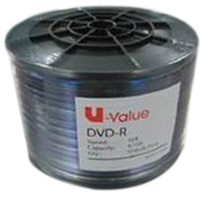 Inland U Value DVD-R 50 Pack