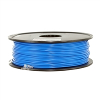 Inland 2.85mm Blue PLA 3D Printer Filament - 1kg (2.2 lbs)
