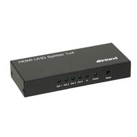 Inland Ultra HD HDMI 1x4 Splitter