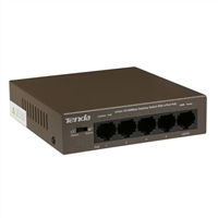 Tenda 5-Port PoE 10/100 Switch