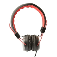 Inland Stereo Headphones - Red