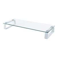 Inland Glass Universal Tabletop Monitor Riser