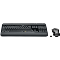 Logitech MK530 Wireless Mouse & Keyboard Combo Refurbished