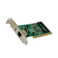 HiRO H50070 10/100/1000 32-bit Low Profile PCI Gigabit Ethernet Card
