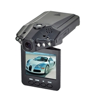 Xtreme Cables High Definition Dashboard Camera w/4GB SD Card - Black
