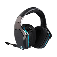 Logitech G633 Artemis Spectrum Surround Sound Gaming Headset - Refurbished - Black