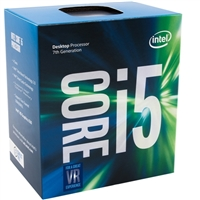 Intel Core i5-7500 Kaby Lake 3.4 GHz LGA 1151 Boxed Processor
