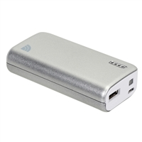Inland 5,200 Power Bank - Silver
