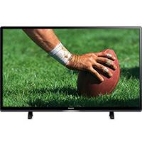 "Philips 55PFL5601/F7 55"" Class (55"" Diag.) 4K Ultra HD Smart LED TV - Refurbished"