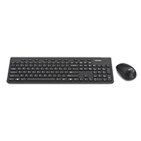 Toshiba Wireless Keyboard & Mouse Combo KC300W