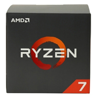 AMD Ryzen 7 1700 Summit Ridge 3.0 GHz 8 Core AM4 Boxed Processor with Wraith Spire Cooler